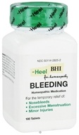 BHI/Heel - Bleeding - 100 Tablets CLEARANCE PRICED