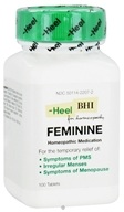 Image of BHI/Heel - Feminine - 100 Tablets