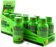 Image of NVE Pharmaceuticals - Stacker 2 6 Hour Power Energy Shot Lemon-Lime - 2 oz.