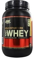 Optimum Nutrition - 100% Whey Gold Standard Protein Banana Cream - 2 lbs.
