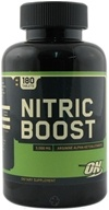Optimum Nutrition - Nitric Boost - 180 Tablets, from category: Sports Nutrition