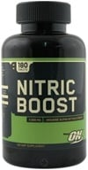 Optimum Nutrition - Nitric Boost - 180 Tablets