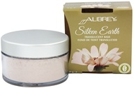 Aubrey Organics - Silken Earth Translucent Base Porcelain - 21 Grams