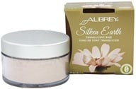 Aubrey Organics - Silken Earth Translucent Base Porcelain - 21 Grams (749985003605)