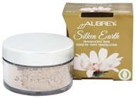 Image of Aubrey Organics - Silken Earth Translucent Base Porcelain Beige - 21 Grams