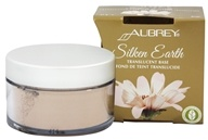 Aubrey Organics - Silken Earth Translucent Base Beige - 21 Grams (749985003636)