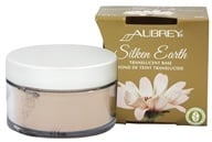 Aubrey Organics - Silken Earth Translucent Base Beige - 21 Grams - $17.91