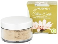 Image of Aubrey Organics - Silken Earth Translucent Base Tan - 21 Grams