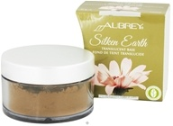Aubrey Organics - Silken Earth Translucent Base Caramel - 21 Grams