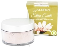 Aubrey Organics - Silken Earth Body Shimmer - 21 Grams