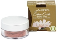 Image of Aubrey Organics - Silken Earth Powder Blush Warmed Rose - 3 Grams