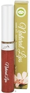 Aubrey Organics - Natural Lips Sheer Tint Strawberry Frost - 7 Grams