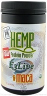 Ruth's Hemp Foods - Raw Protein Powder E3Live & Maca - 16 oz.