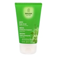 Image of Weleda - Birch Body Scrub - 5.1 oz.