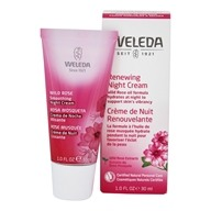 Image of Weleda - Wild Rose Smoothing Night Cream - 1 oz.