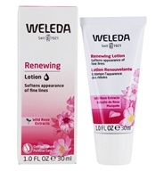Weleda - Wild Rose Smoothing Facial Lotion - 1 oz.