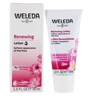 Image of Weleda - Wild Rose Smoothing Facial Lotion - 1 oz.