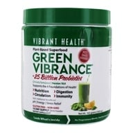 Image of Vibrant Health - Green Vibrance Version 14.3 Daily Superfood - 6.4 oz.