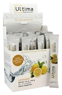 Ultima Health Products - Ultima Replenisher Drink Lemonade - 30 Packet(s), from category: Sports Nutrition