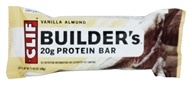 Clif Bar - Builder's Protein Crisp Bar Vanilla Almond - 2.4 oz., from category: Sports Nutrition
