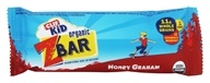 Clif Bar - Kid Z-Bar Organic Honey Graham - 1.27 oz., from category: Nutritional Bars