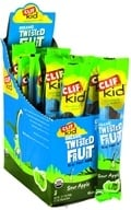 Clif Bar - Kid Organic Twisted Fruit Sour Apple - 0.7 oz.