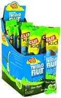 Clif Bar - Kid Organic Twisted Fruit Sour Apple - 0.7 oz., from category: Health Foods