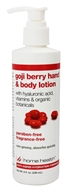 Home Health - Goji Berry Hand & Body Lotion - 8 oz. by Home Health