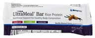 Image of Metagenics - UltraMeal Bar RICE Vanilla Almond - 12 Bars