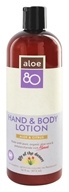 Image of Lily Of The Desert - Aloe 80 Organics Hand & Body Lotion Citrus - 16 oz.