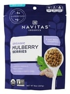 Navitas Naturals - Mulberry Berries Certified Organic - 8 oz. - $9.29