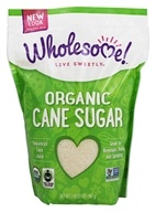 Wholesome Sweeteners - Organic Sugar - 2 lbs., from category: Health Foods
