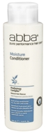 Abba Pure Performance Hair Care - Moisture Conditioner - 8 oz. (618862235302)