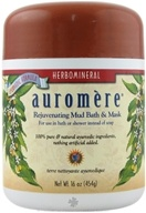 Auromere - Herbomineral Rejuvenating Mud Bath & Mask - 16 oz. (027275110050)