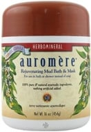 Image of Auromere - Herbomineral Rejuvenating Mud Bath & Mask - 16 oz.
