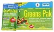 Trace Minerals Research - Greens Pak To Go Berry - 30 Packet(s) (878941001703)