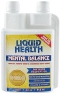 Liquid Health - Mental Balance - 32 oz. by Liquid Health