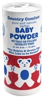 Country Comfort Herbals - Baby Powder - 3 oz. - $5.15