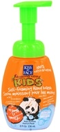 Kiss My Face - Kids Self-Foaming Hand Wash Orange U Smart - 8 oz. by Kiss My Face