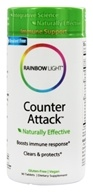 Image of Rainbow Light - Counter Attack Immune Health - 90 Tablets