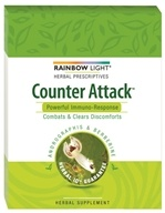 Rainbow Light - Counter Attack Immune Health - 30 Tablets - $9.02