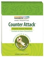 Image of Rainbow Light - Counter Attack Immune Health - 30 Tablets