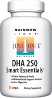 Image of Rainbow Light - DHA 250 Smart Essentials - 60 Softgels