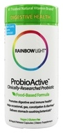 Rainbow Light - ProbioActive 1B - 90 Vegetarian Capsules, from category: Nutritional Supplements