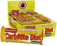 Universal Nutrition - Doctor's CarbRite Diet Bar Chocolate Banana Nut - 2 oz.