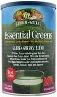 Garden Greens - Essential Greens Garden Greens Blend Very Berry Flavor - 498 Grams (035046057213)