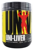 Universal Nutrition - Uni-Liver Desiccated Liver Supplement - 250 Tablets by Universal Nutrition