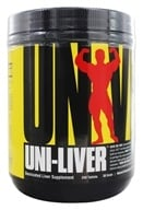 Universal Nutrition - Uni-Liver Desiccated Liver Supplement - 250 Tablets