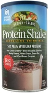 Garden Greens - Protein Shake Energizing Drink Mix Double Chocolate Flavor - 450 Grams