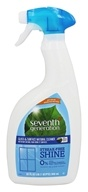 Seventh Generation - Glass Surface Cleaner Spray Free & Clear - 32 fl. oz.